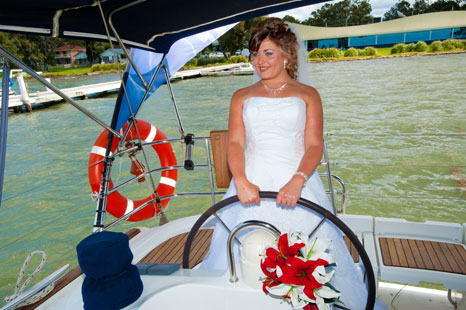 Lake Macquarie Wedding